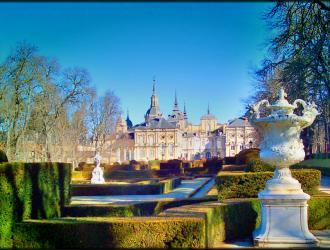 Jardines del Palacio Real de San Ildefonso