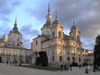 Fundación Centro Nacional del Vidrio Real Fábrica de Cristales de La Granja. Palacio Real