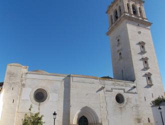 Iglesia Santa María de la Oliva