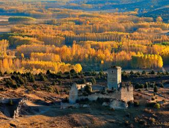 Castillo Templario de Ucero