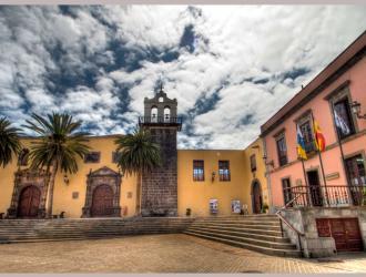 Conventos de Santo Domingo y San Francisco