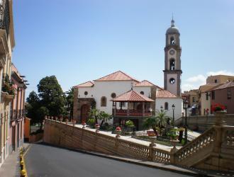 Iglesia de la Concepción, Realejo Bajo