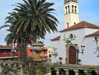 Parroquia de Santiago,Realejo Bajo