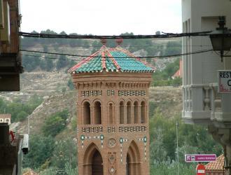 Torre de la Iglesia del Salvador