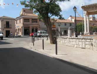 Plaza del caño