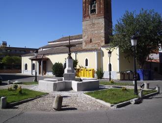 La Fuente de la Plaza de los Mártires