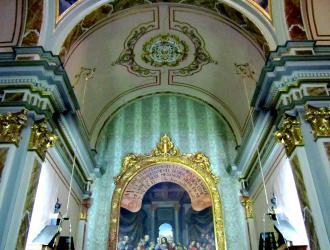 La Iglesia De Los Santos Juanes