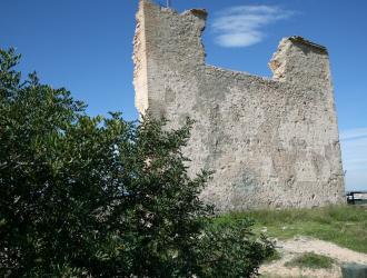 Ruinas del Castillo de Santa Ana