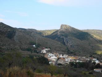 La Vall D'albaida