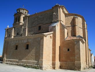 Iglesia de Sta. Maria del Castillo