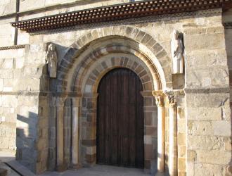 Iglesia Santa Marta de Tera, Siglo XII