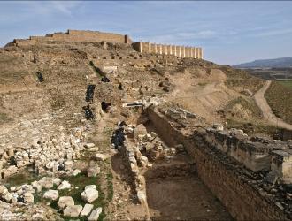 Yacimiento Ibero - Romano Bílbilis