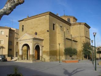 Santuario de la Virgen de la Oliva