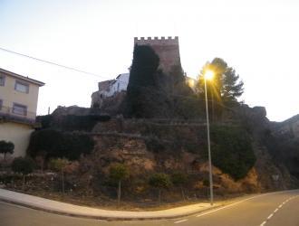 El Castillo de Nuévalos