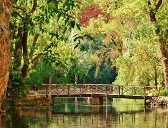 Parque del Monasterio de Piedra