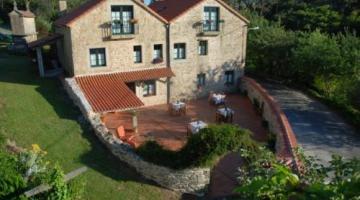 Casa Pedrolo casa rural en Outes (A Coruña)
