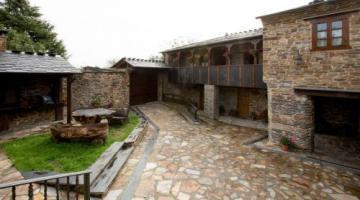 Balcon De Oscos Aptos. Rurales casa rural en Santa Eulalia De Oscos (Asturias)