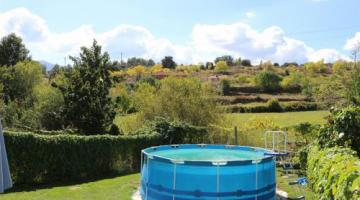 La Huerta de Primitiva casa rural en Burgohondo (Ávila)