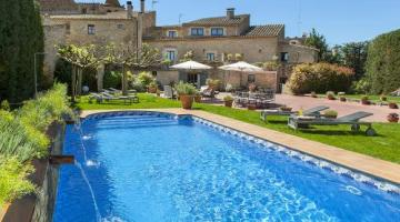 El Racó de Madremanya casa rural en Madremanya (Girona)