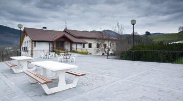 Agroturismo Enbutegi casa rural en Urnieta (Guipuzcoa)