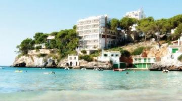 Hotel Pinos Playa casa rural en Santanyi (Mallorca)