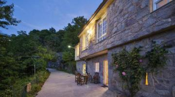 Olar de Racaballos casa rural en Parada De Sil (Ourense)