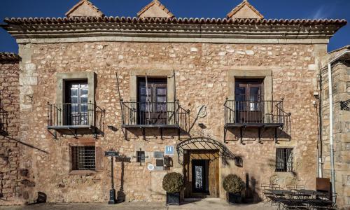 Hotel Spa Salinas De Imón