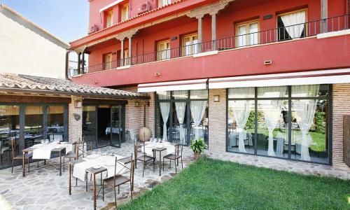 Hotel Rincon De Traspalacio