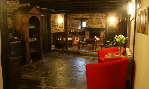 Hotel Casona Cantiga Del Agüeira