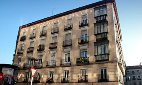 Hostal Gala Madrid