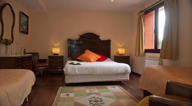 Tarifas hotel amoretes girona la molina clubrural for Hotel familiar girona