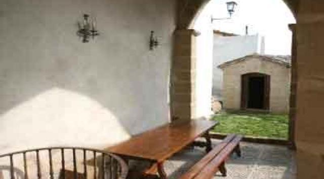 Tarifas casa cavez y casa del jard n huesca sangarren for Casa rural jardin del desierto tabernas