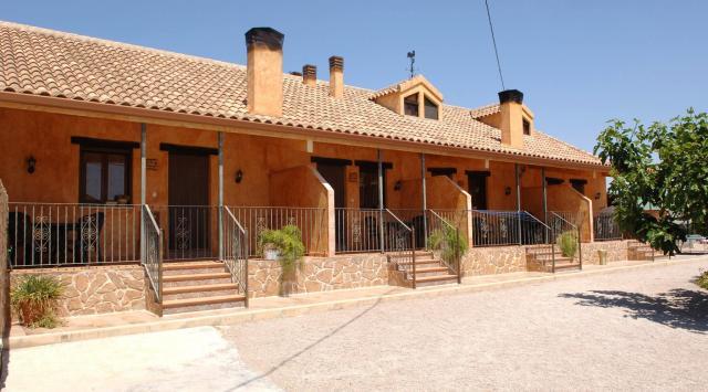 Tarifas complejo rural el viejo establo murcia fortuna - Casa rural el viejo establo ...