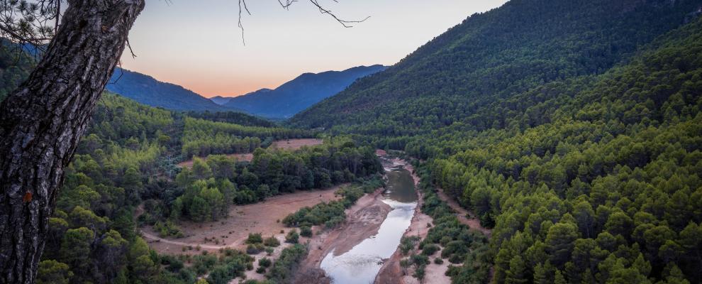 Sierras Del Segura