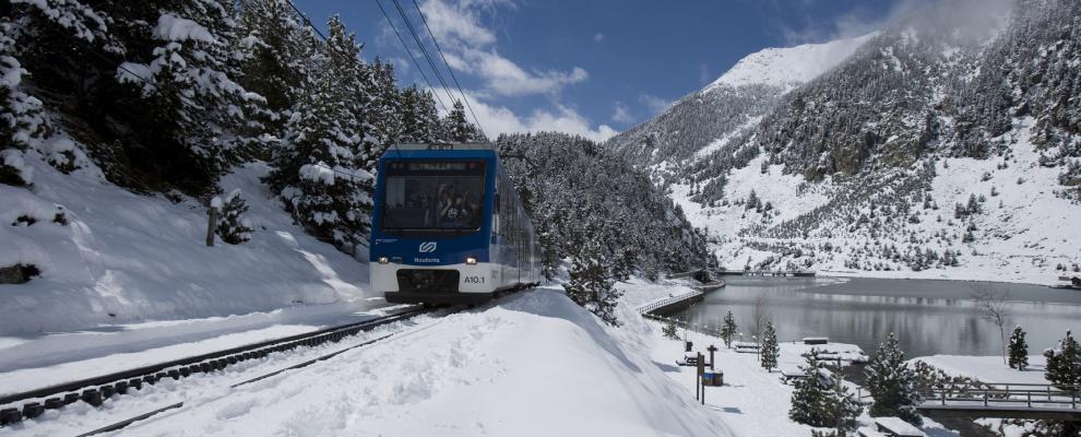 Estación de Montaña de Vall Núria