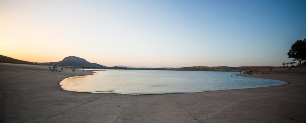 Playa Costa Dulce de Orellana
