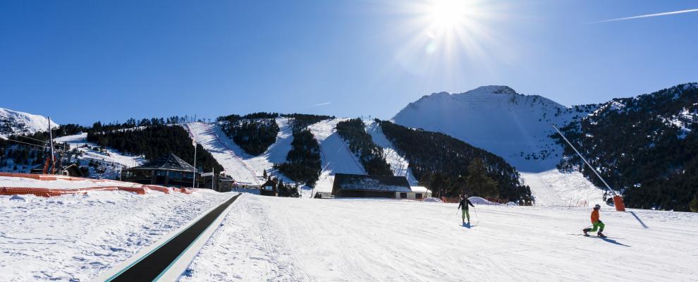 Espot- Esquí