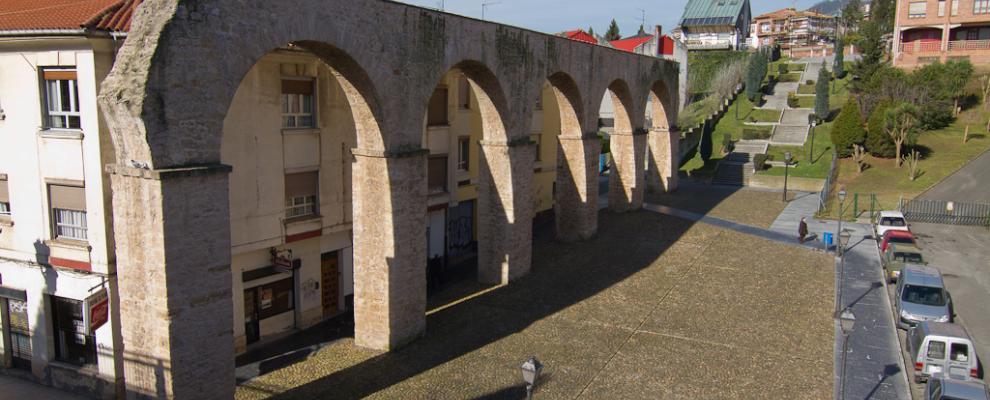 Acueducto Los Pilares