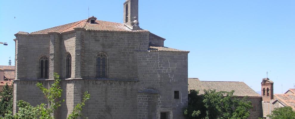Capilla de Mosén Rubí en Avila, Ávila - Clubrural