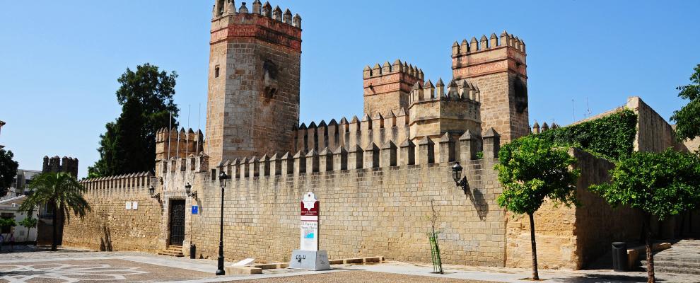Castillo de san marcos en el puerto de santa maria c diz clubrural - Que visitar en el puerto de santa maria cadiz ...