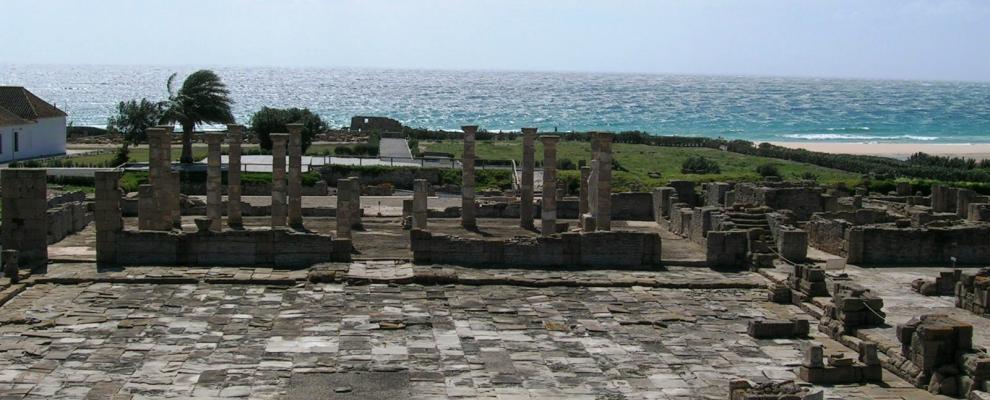 Ruinas Romanas de Baelo o Bolonia.