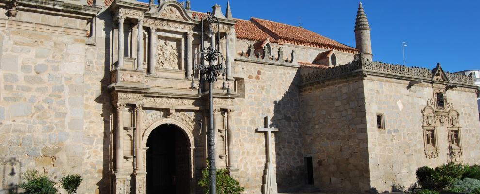 Parroquia de san juan bautista en hinojosa del duque - Casas en hinojosa del duque ...