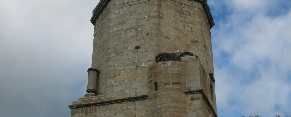 Iglesia parroquial del Salvador o de la Transfiguración