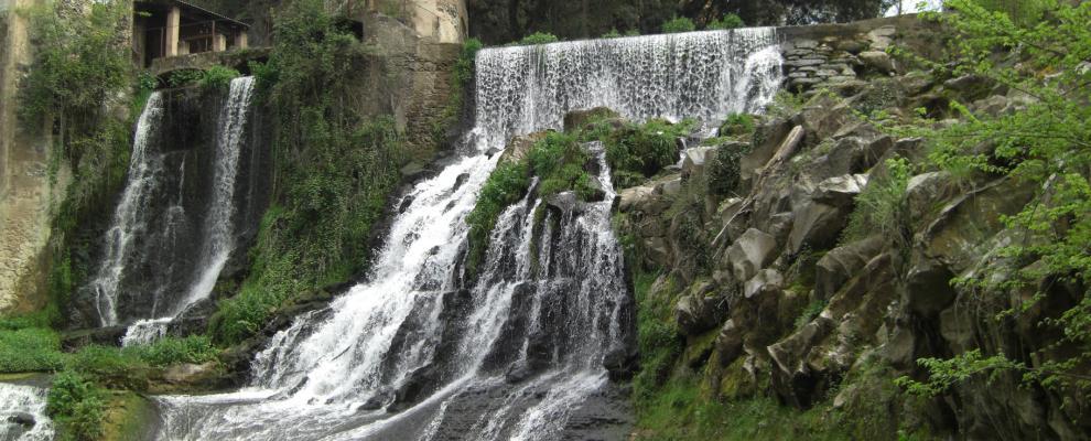 Parque Natural Zona Volcánica De La Garrotxa