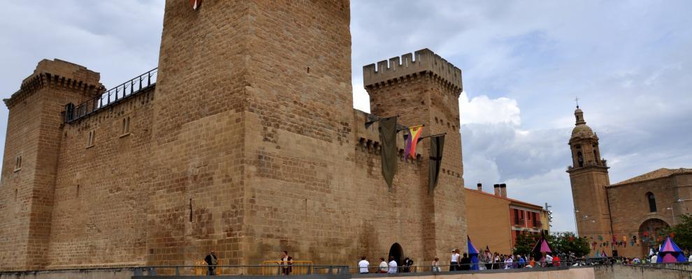 Castillo de las Aguas Mansas
