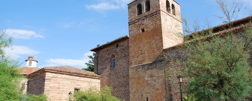 Iglesia parroquial en ezcaray la rioja clubrural - Casa rural ezcaray ...
