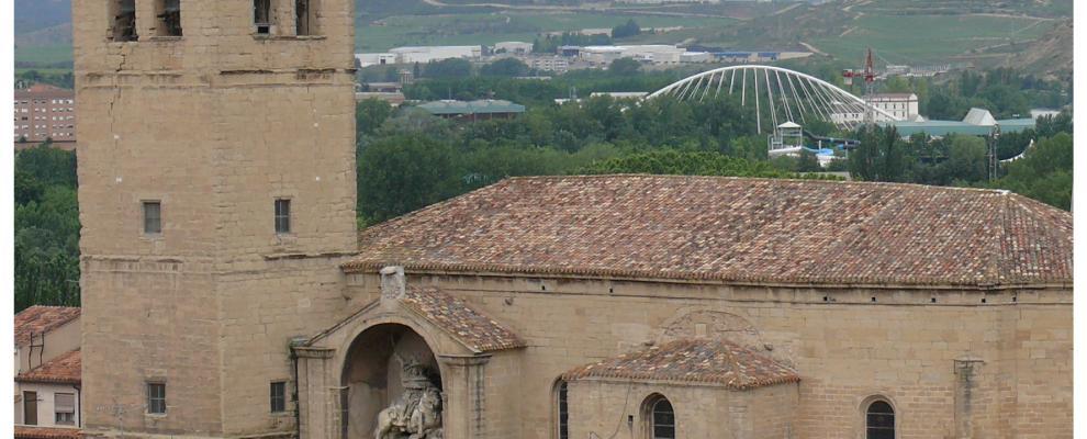 Iglesia de santiago el real en logro o la rioja clubrural - Casas rurales logrono ...