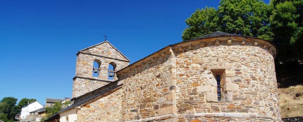 Iglesia de Robles