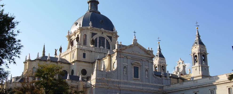 Catedral de Ntra.Sra.de La Almudena