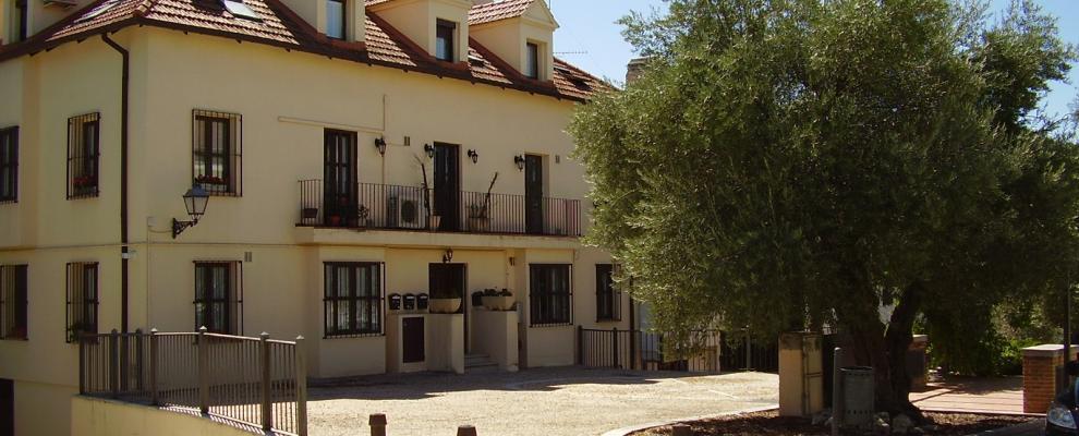 Casa de godoy en villaviciosa de odon madrid clubrural - Casas villaviciosa de odon ...